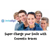 Super-Charge your Smile with Cosmetic Braces at Epsom Dental Centre @edcchigamin #loveyoursmile