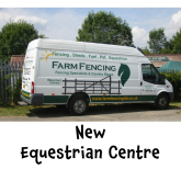 New Equestrian Centre on Epsom Downs – supplies for your animals @jonthefence @countryfootwear