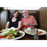 Kew couple's culinary challenge