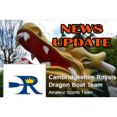 A great weekend for St Neots Cambridgeshire Royals Dragon Boat Team