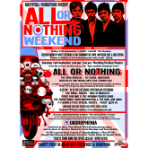 All or Nothing Experience 2014 - September 13th & 14th
