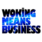 Woking Means Business Exhibition