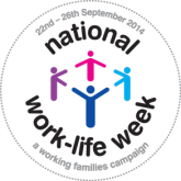 Discover what National Work Life Week 2014 is all about