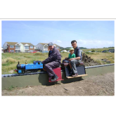West Shore Miniature Railway is now open for passengers!!