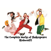 Want to learn Shakespeare quickly – I mean Really Quickly – Reduced Shakespeare at Epsom Playhouse @epsomplayhouse @reduced