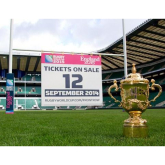 Rugby World Cup 2015 tickets on sale