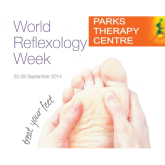 National Reflexology Week at Parks Therapy Centre St Neots
