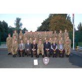 Hat-trick of awards for Hednesford Army Cadets