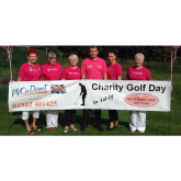 PVCu Direct Charity Golf Day In aid of Walsall Breast Cancer Care