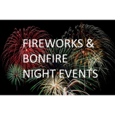 Fireworks and Bonfire Night 2015