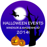 Halloween fun in Windsor, Maidenhead, Ascot and Beyond!