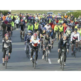NIGHT RIDE 2014 A GREAT SUCCESS