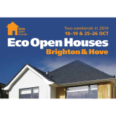 Eco Open Houses 18-19 October and 25-26 October