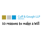 Top Ten reasons to make a Will from Jeremy Cuff @CuffandGoughLLP