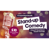 Comedy Set to Banish the Winter Blues