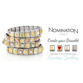 "Nomination - ""The bracelet that tells your story""."