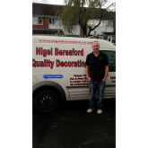 Nigel Beresford Decorators can beautifully revamp your home.