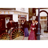 Make sure you come along to the Ulverston Dickensian Festival 2014!