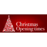 Opening Times for Christmas Shopping in Bolton 2014.