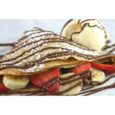 What's in your Crepe this Christmas - in Walsall