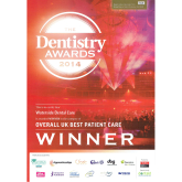 Congratulations Waterside Dental Care