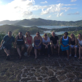 Just back from Antigua with the tourist board on a Familiarisation trip of Antigua