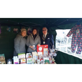 A Great turn out for the St Neots Independent Christmas Market!