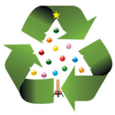 Christmas Tree Recycling in RBWM 2015