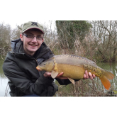 Winter bites at Hunstrete & Newton Park! 10/01/15 - Bath Angling