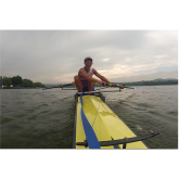 Update from local rower training for the Olympics