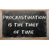 Procrastination – the enemy of success in business