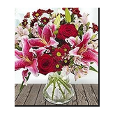 Show you're a romantic at heart with fresh flowers for Valentine's Day