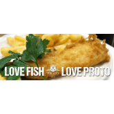 "Fish n Chips is ""cool"". Britain's comfort food goes hip! February 5th, 2015"