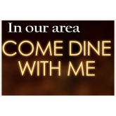 Come Dine With Me - Filming in St Neots