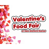 Valentines Food Fair at the New Watford Market