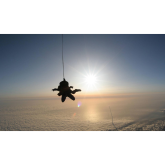 Is sky diving on your bucket list?