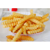 Chunky, Curly, Crinkle or Fries?  How Do You Like Your Chips?