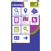 Download the Library App!