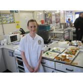 Lutterworth Rotary Young Chef Competition