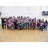 A monster prize for Worthing! - Talented students from Stagecoach Theatre Arts Worthing have won a national competition