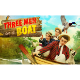 Three Men In A Boat? Three words in a nutshell - witty, cheeky, and LOL