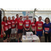 Local solicitors run  Surrey Half Marathon raising over £1,000 for charity