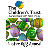 Easter Egg Appeal! For The Children's Trust @childrens_trust #easter