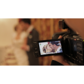 Why you should never video your own wedding