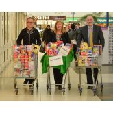 EGG-STRA BOOST FOR FOODBANK EASTER COLLECTION