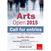 Qube Open Art Competition returns in 2015!
