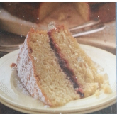 Kathryn's recipe of the week - light and fluffy Victoria Sponge Cake