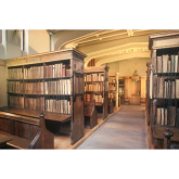 Mappa Mundi and Chained Library