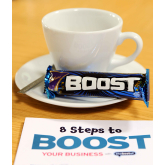 Boost your Business - A morning of idea sharing, discussions and coffee