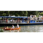 Short Boat Trips from Oxford & Abingdon